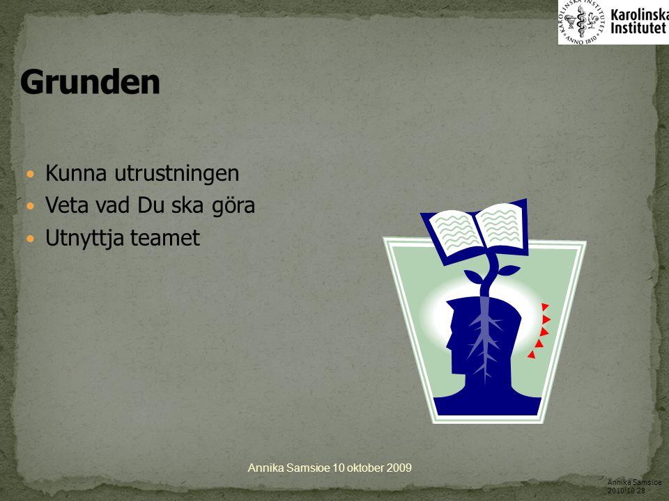 Annika Samsioe 10 oktober 2009 Annika Samsioe 2010 10 28