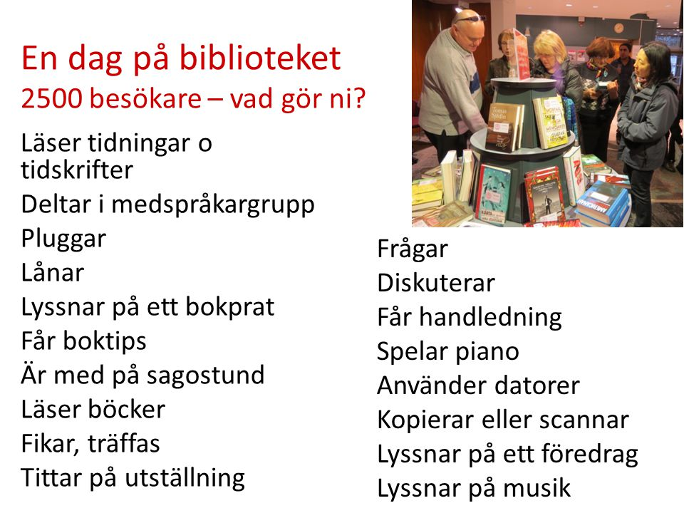 Huvudbibliotekets lokallösning