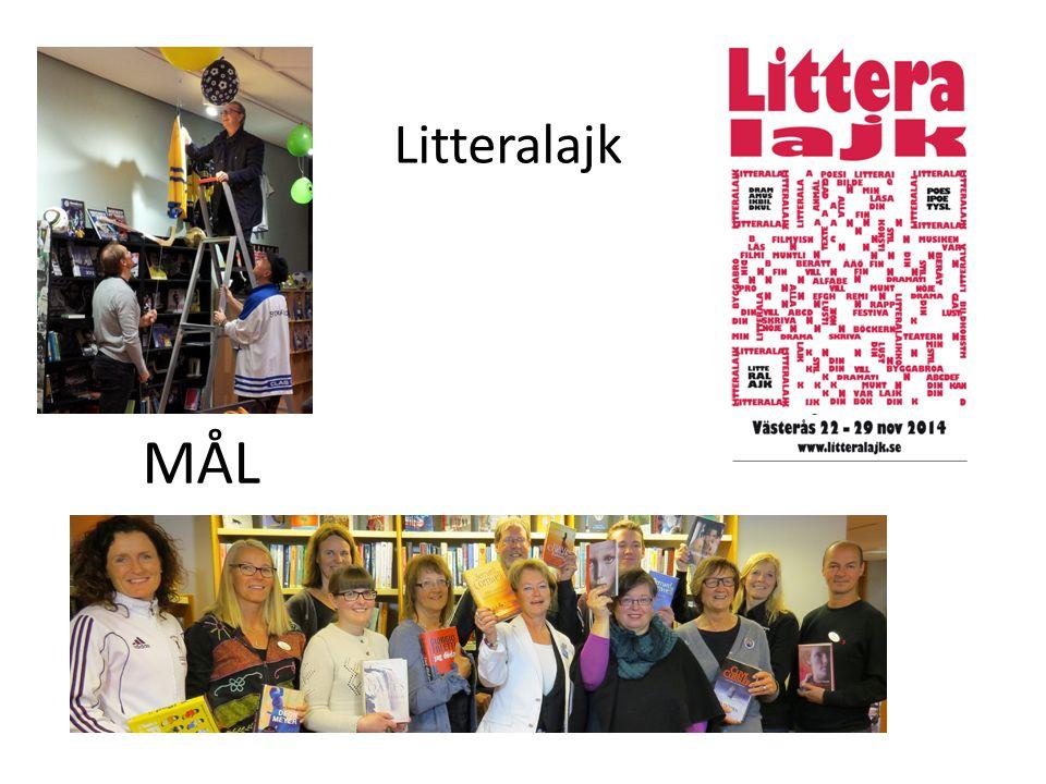 Regionalt samarbete i Västmanland Gemensamt lånekort Ett biblioteksdatasystem Gemensam webb Samverkan kring kompetenser