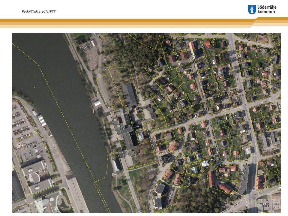 www.sodertalje.se 4 EVENTUELL VINJETT PEAB En äldre industritomt ska omvandlas till bostäder.