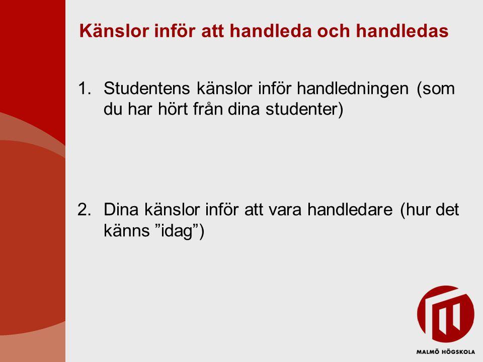Elisabeth Carlson, Malmö Högskola.Hälsa och Samhälle Varför är Tillit så viktigt.