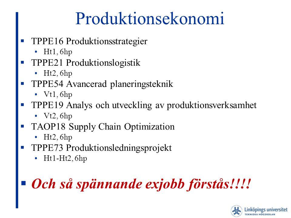M. RudbergProduktionsekonomiM. RudbergProduktionsekonomiM. RudbergProduktionsekonomiM. RudbergProduktionsekonomiM. RudbergProduktionsekonomiM. Rudberg