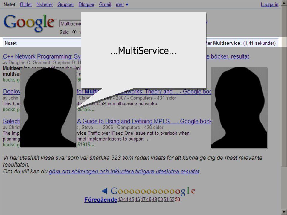 …MultiService…