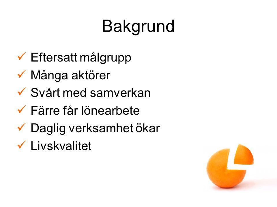 Struktur och arbetssätt Myndigheten för skolutveckling Stöd till utvecklingen av kvaliteten i studie- och yrkesvägledningen Projekt Samverkan – Skola – Arbetsliv 2007- 2009 Gymnasiesärskolan VIVA Komvux Särvux, VIVA Vägledning Försäkringskassan Arbetsförmedlingen Syv-konferens i Umeå: Ett arbetsliv för alla?
