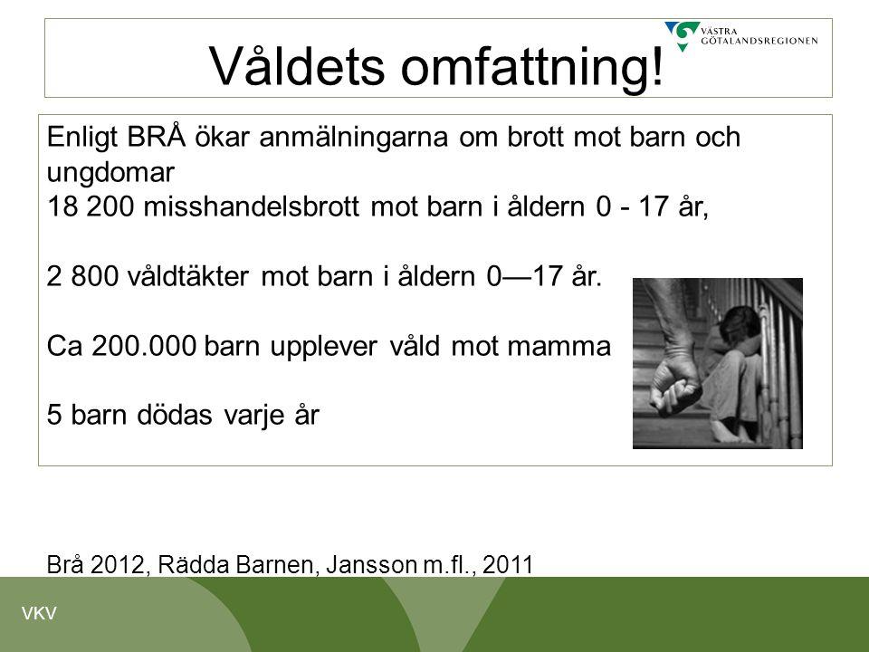 VKV Våldsutsatta barn inom hälso- och sjukvården.Kritik och förslag från Rädda Barnen.