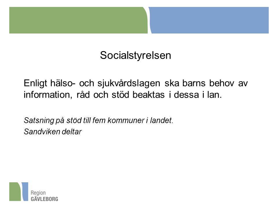 Samordning och samverkan I samarbete med kommuner bedriver Socialstyrelsen och SKL ett utvecklingsarbete mellan missbruks/beroendevård och socialtjänstens barn- och ungdomsvård.