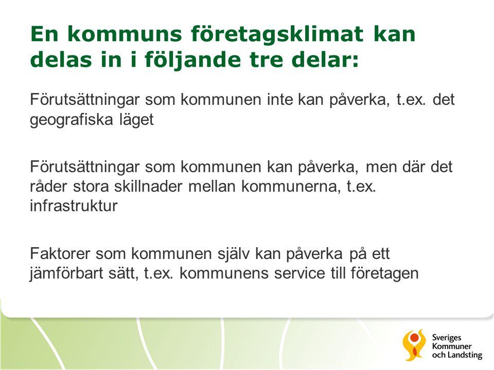 Godkänt medelbetyg, men stor spridning - Kommunens förmåga att hjälpa till att lösa problem - Den lyhördhet och förståelse som kommunen/tjänstemännen visade - Tiden för handläggningen av ärendet