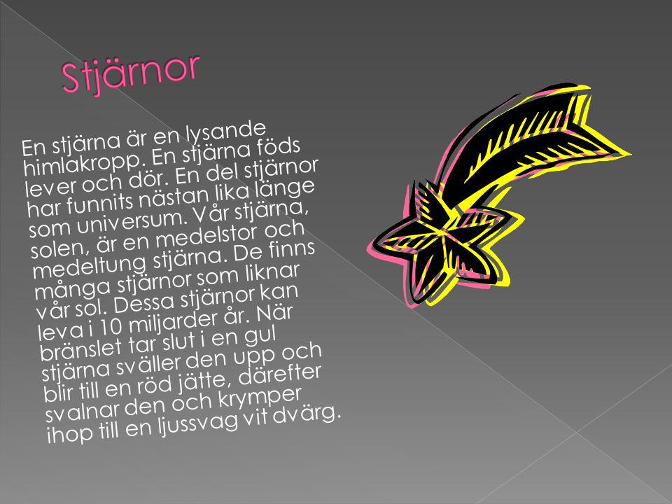  Karlavagnen är den lättaste stjärnbilden att hitta i Sverige.