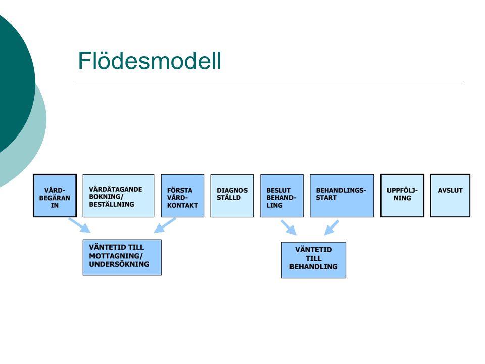 Flödesmodell