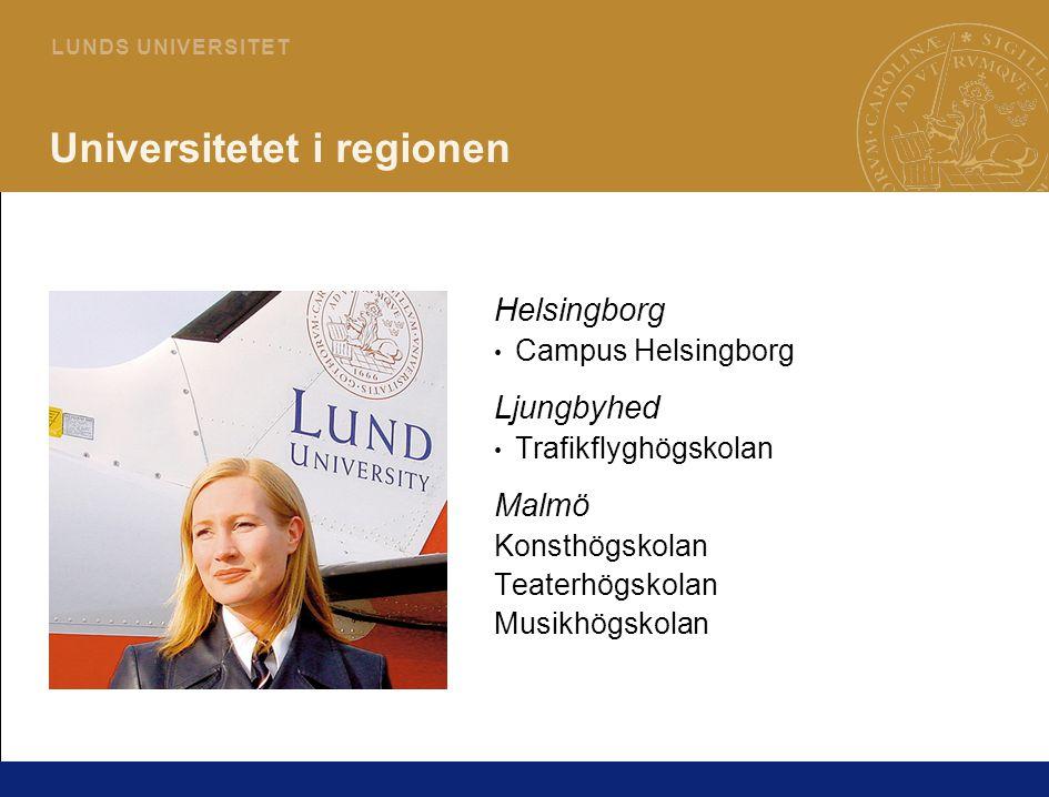 16 L U N D S U N I V E R S I T E T Samverkan med näringslivet LU Innovation Lunds universitets förvaltningsbolag LUAB LU Education Andelar i 40 avknoppningsföretag Ideon Science Park: 250 företag