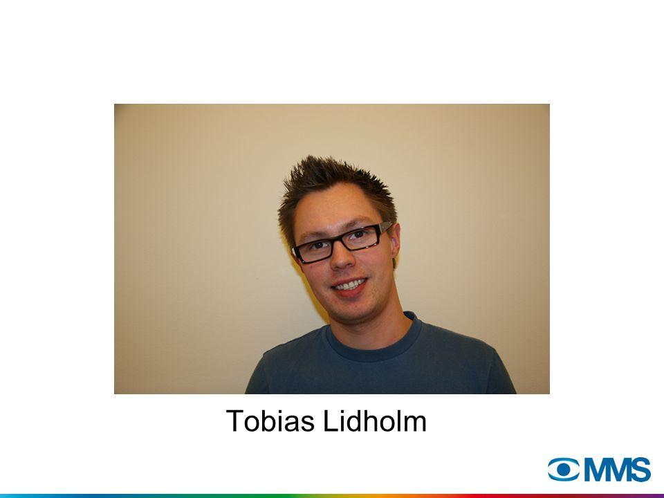 Tobias Lidholm