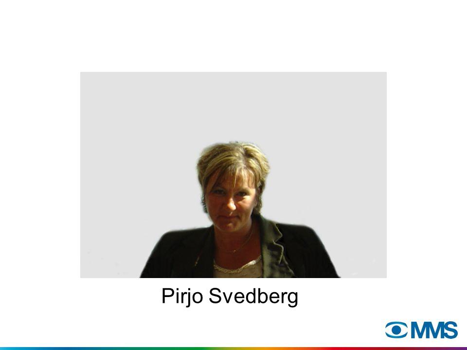 Pirjo Svedberg