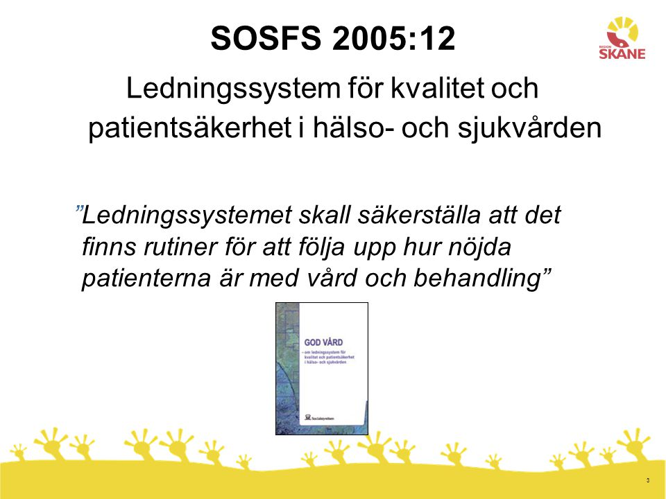 24 Preliminär tidplan primärvårds- senkät 2010 Urvalsveckor hösten 2010