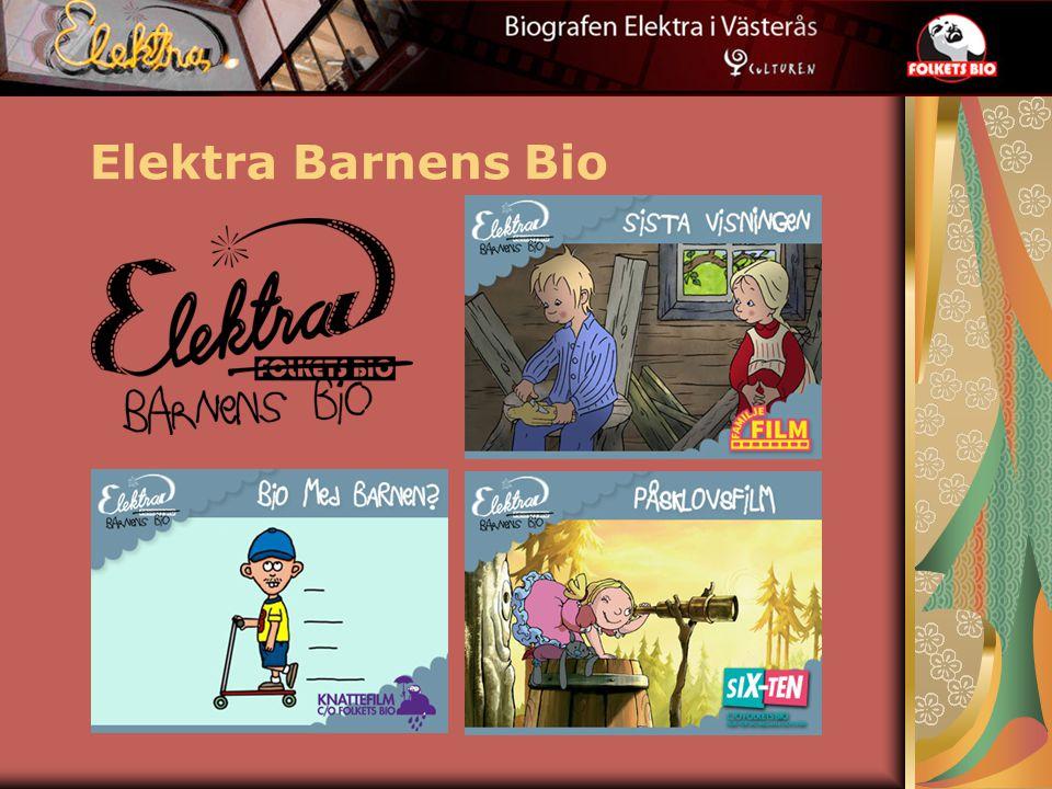 Elektra Barnens Bio