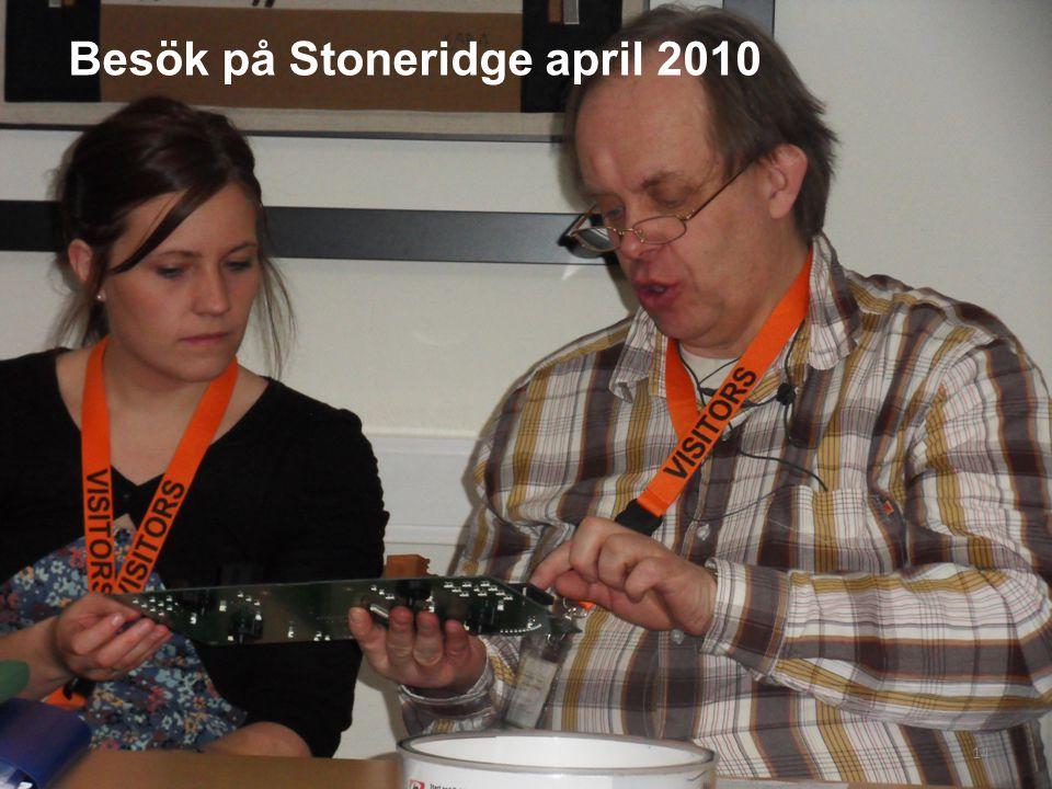 14 Besök på Stoneridge april 2010