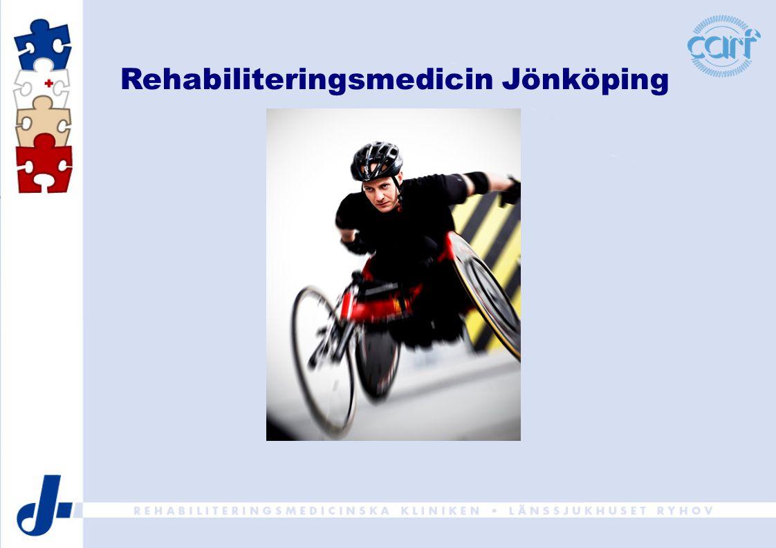 Rehabiliteringsmedicin Jönköping
