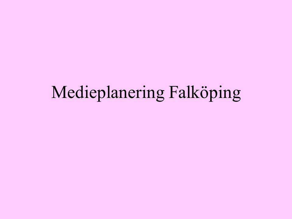 Medieplanering Falköping