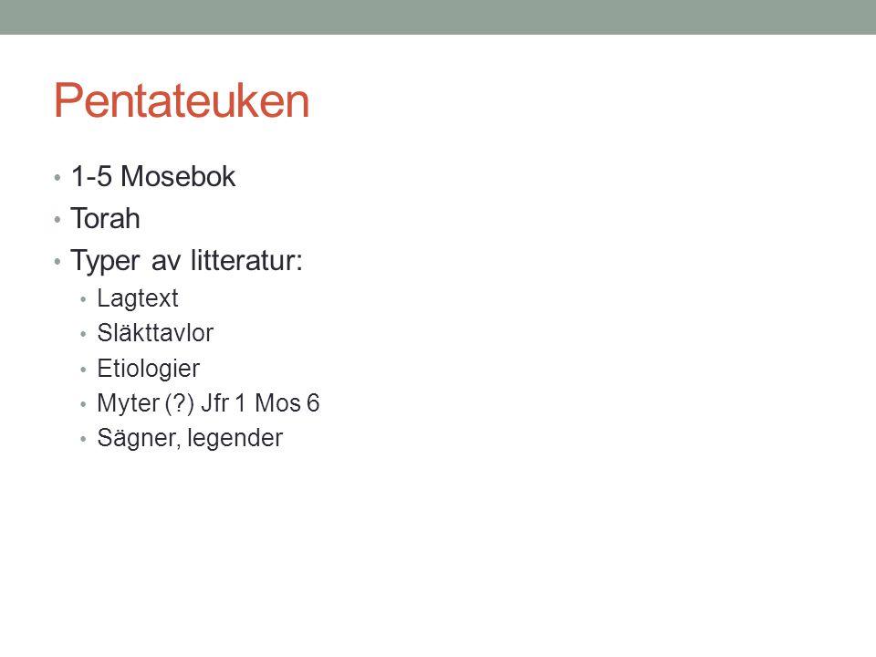 Poesi och vishetslitteratur Jobs bok Ramberättelse.