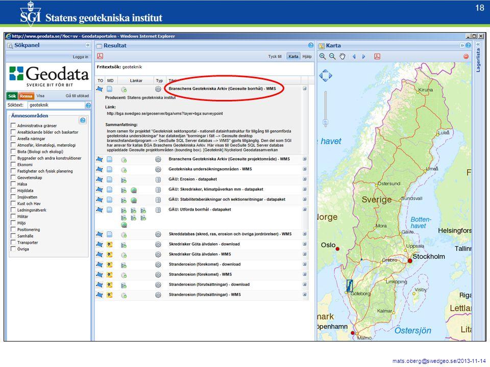 18 mats.oberg@swedgeo.se/2013-11-14 18