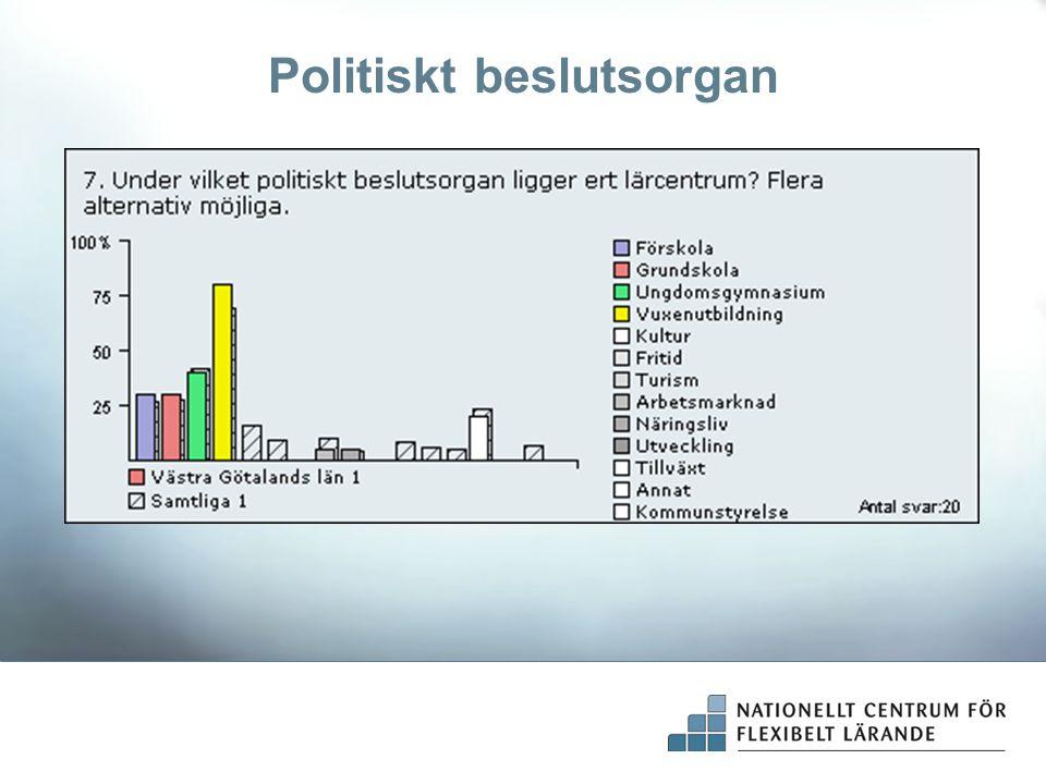 Politiskt beslutsorgan