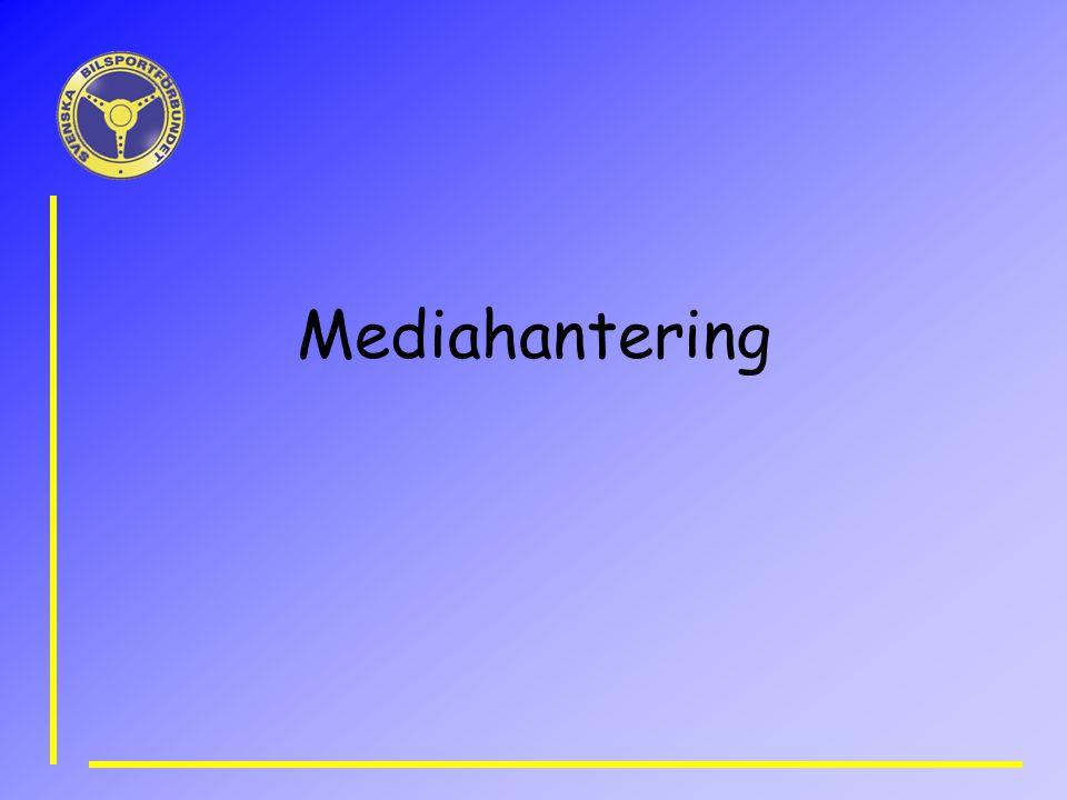 Mediahantering