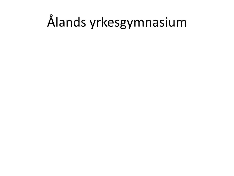 Ålands yrkesgymnasium