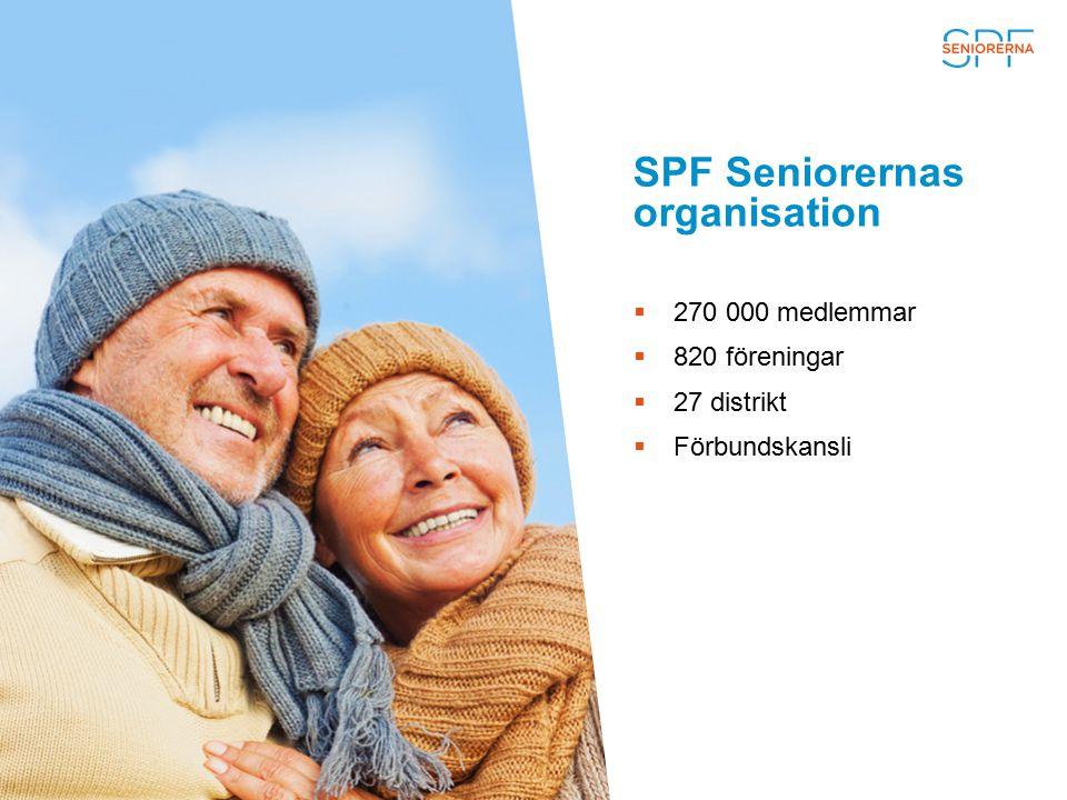 Våra lokala föreningar är hjärtat i SPF Seniorerna Det är i våra 820 föreningar som det mesta händer.