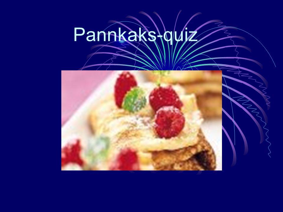 Vad kan man ha till pannkaka?