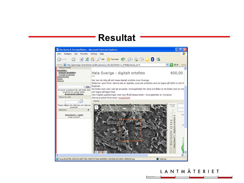 Administrations formulär Textinformation Geografisk ingång Valfri startsida Möjlighet