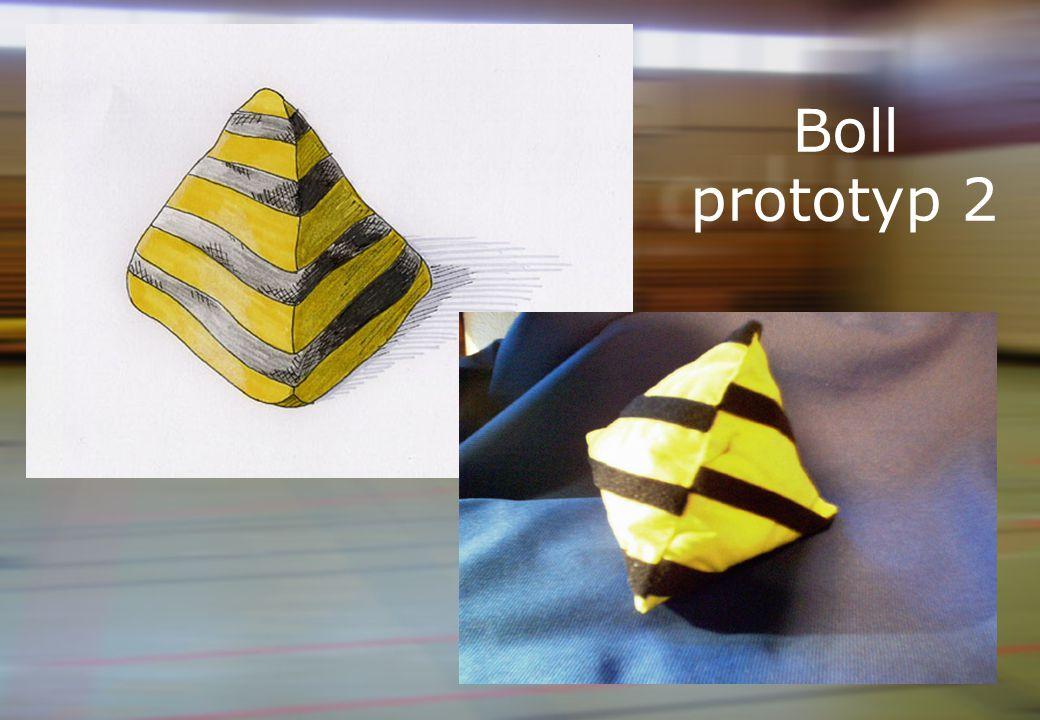 Boll prototyp 2