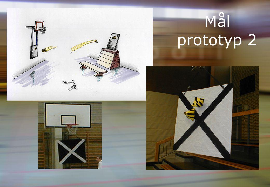 Mål prototyp 2