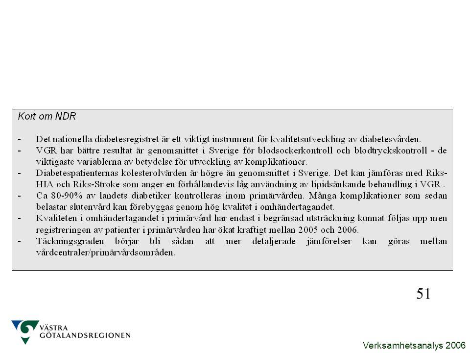 Verksamhetsanalys 2006 51