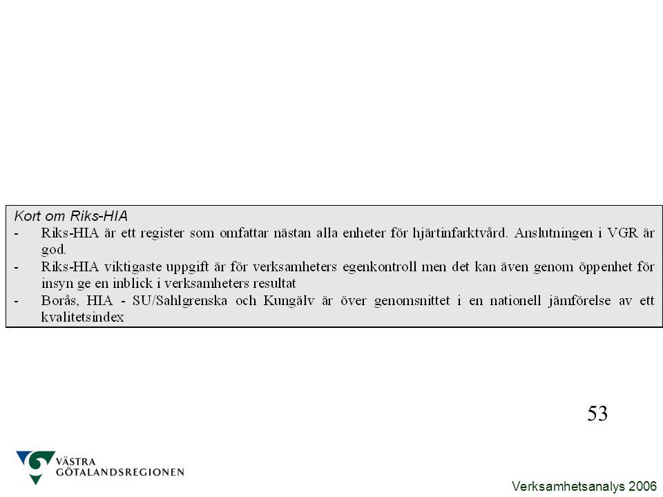 Verksamhetsanalys 2006 53