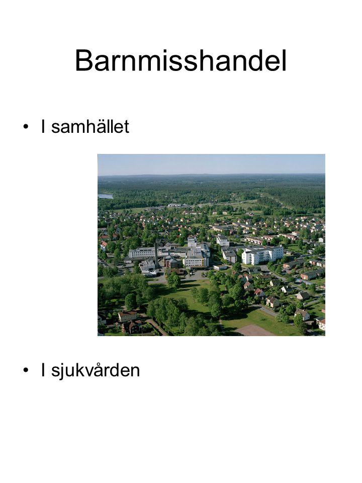 Barnahus Hus med alla professioner Barnet kommer till ett ställe Umeå Sundsvall Stockholm Linköping Göteborg och Malmö m flera Kommer nog till Jönköpings län inom något år