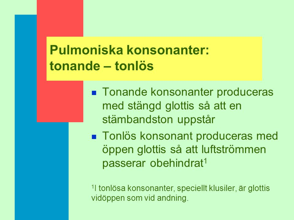 Icke-pulmoniska konsonanter (IPA)