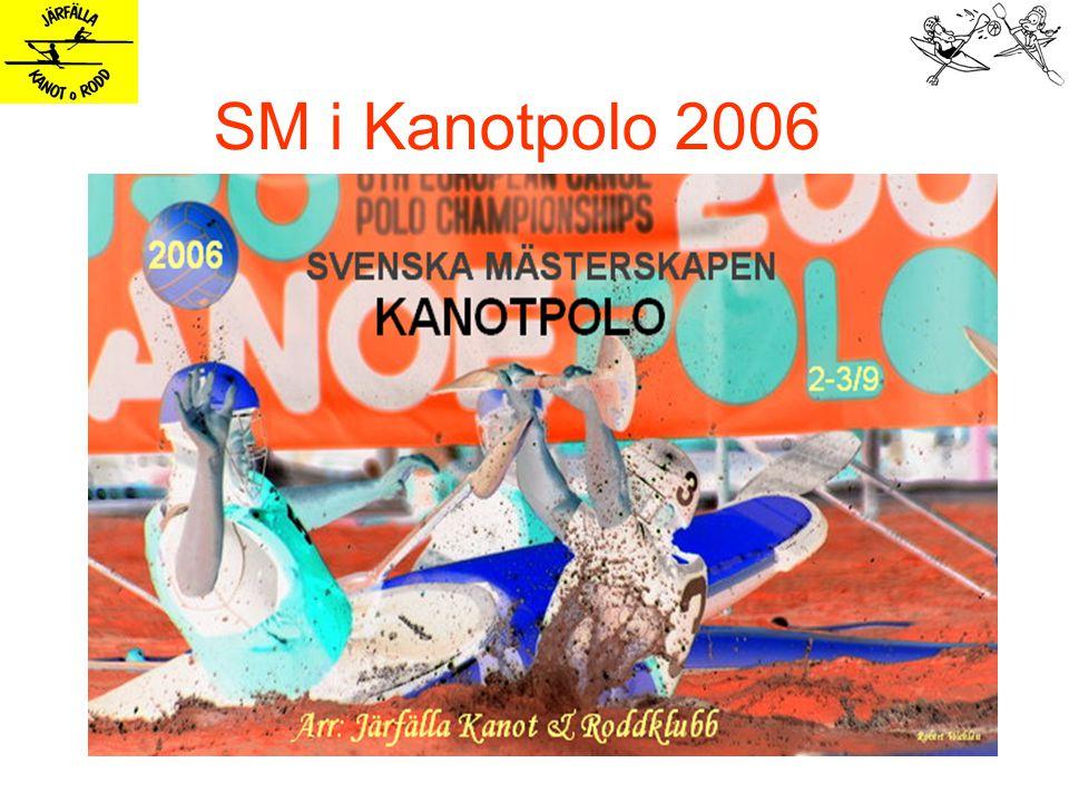 SM i Kanotpolo 2006