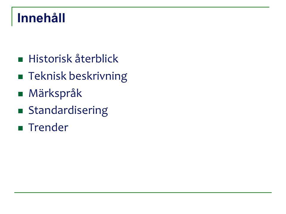 XHTML dialekter XHTML 1.0.