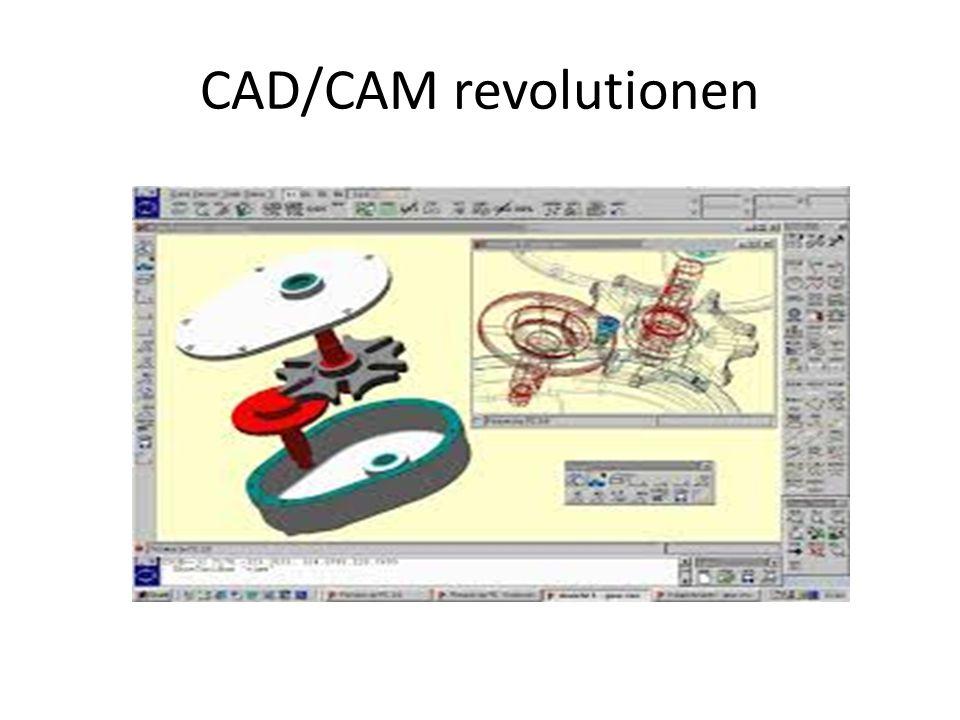 CAD/CAM revolutionen