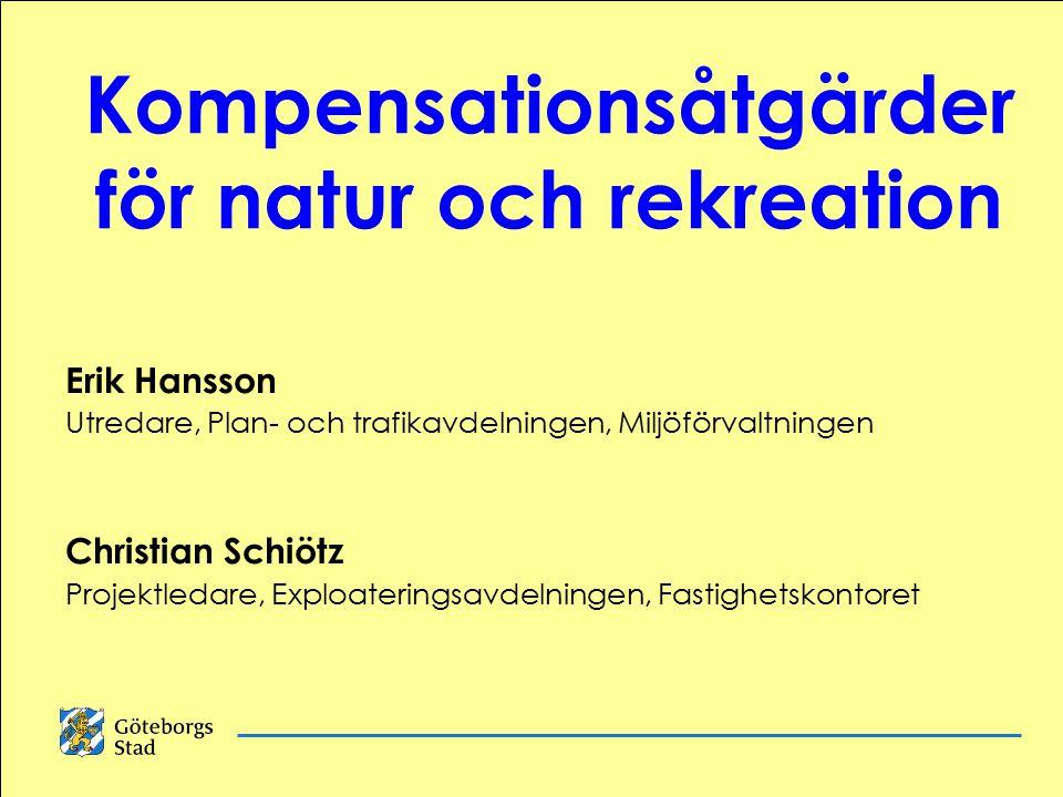 Allmänna hänsynsreglerna De allmänna hänsynsreglerna ger visst lagstöd Men de är mycket allmänt hållna Praxis saknas Göteborg kommer att vara väldigt försiktiga med tvingande avtal