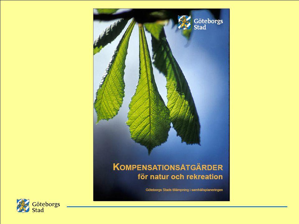 Frivilliga avtal målet Tradition av gott samarbete med exploatörerna Vi bygger staden tillsammans Good-will effekter för exploatörerna Göteborg har stort markinnehav – markanvisningarna är viktiga för de återkommande exploatörerna – miljöansvar ger pluspoäng hos våra politiker