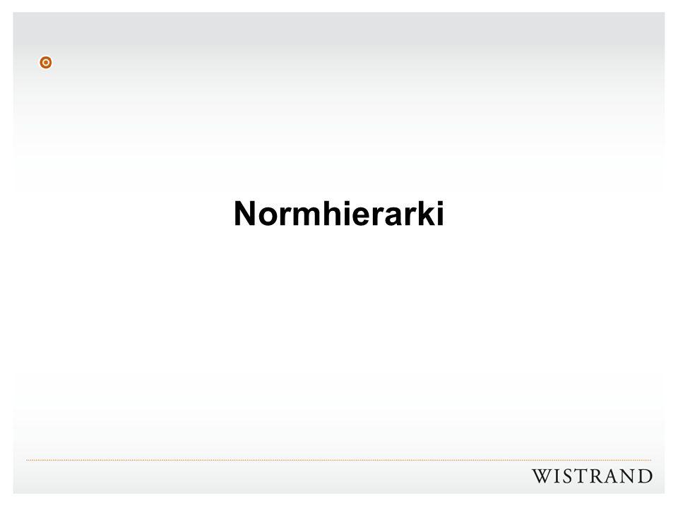 Normhierarki