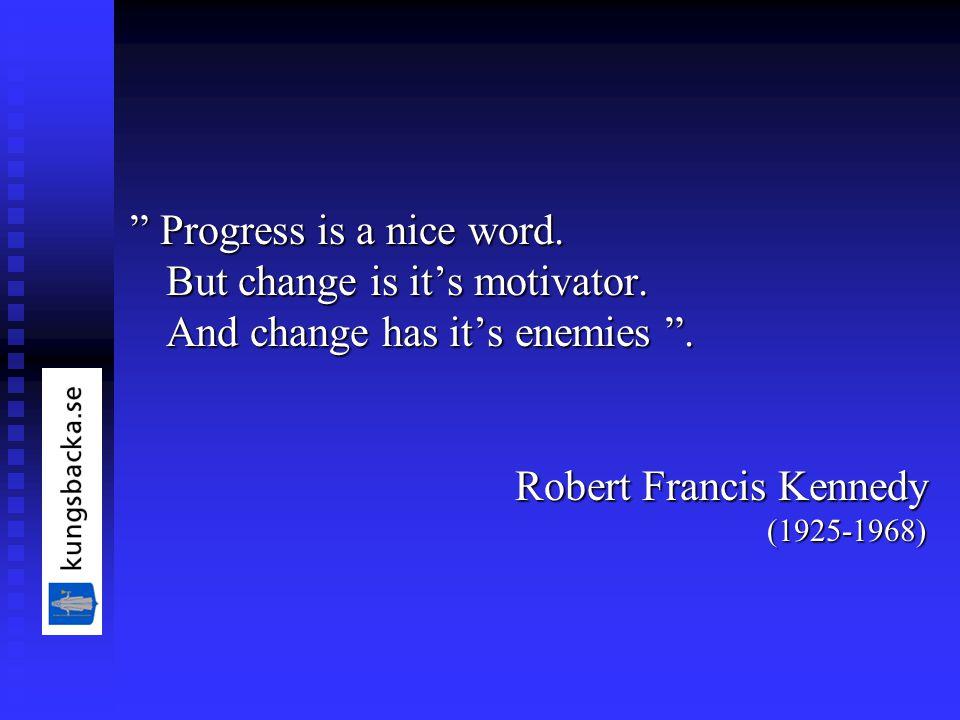 Organisationernas förändringsprocess Upptining Förändrings- fasen Återfrysning Kurt Lewins förändringsmodell (1951)