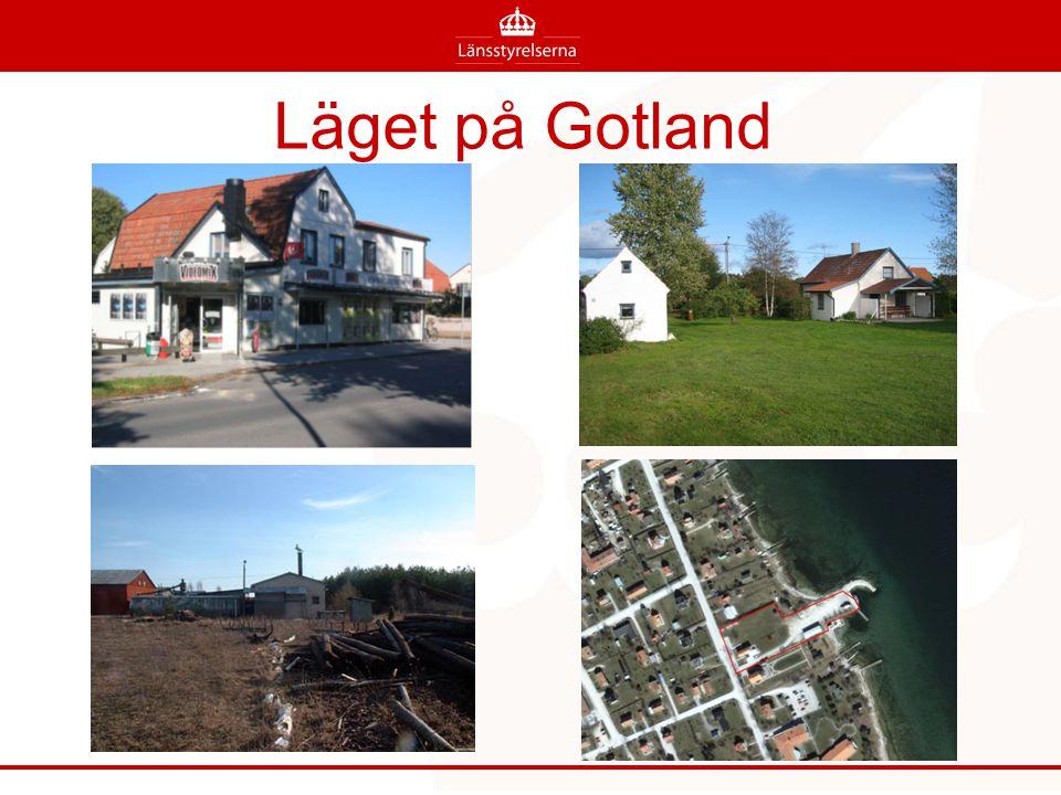 Läget på Gotland