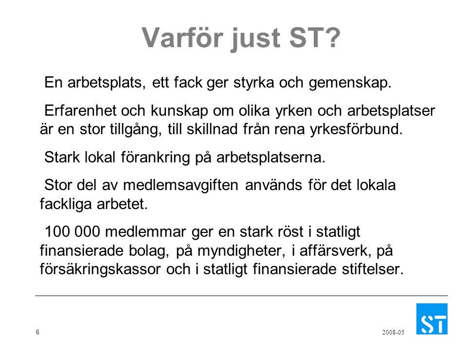 17 2008-05 Hur får mina medlemmar information om och från ST.