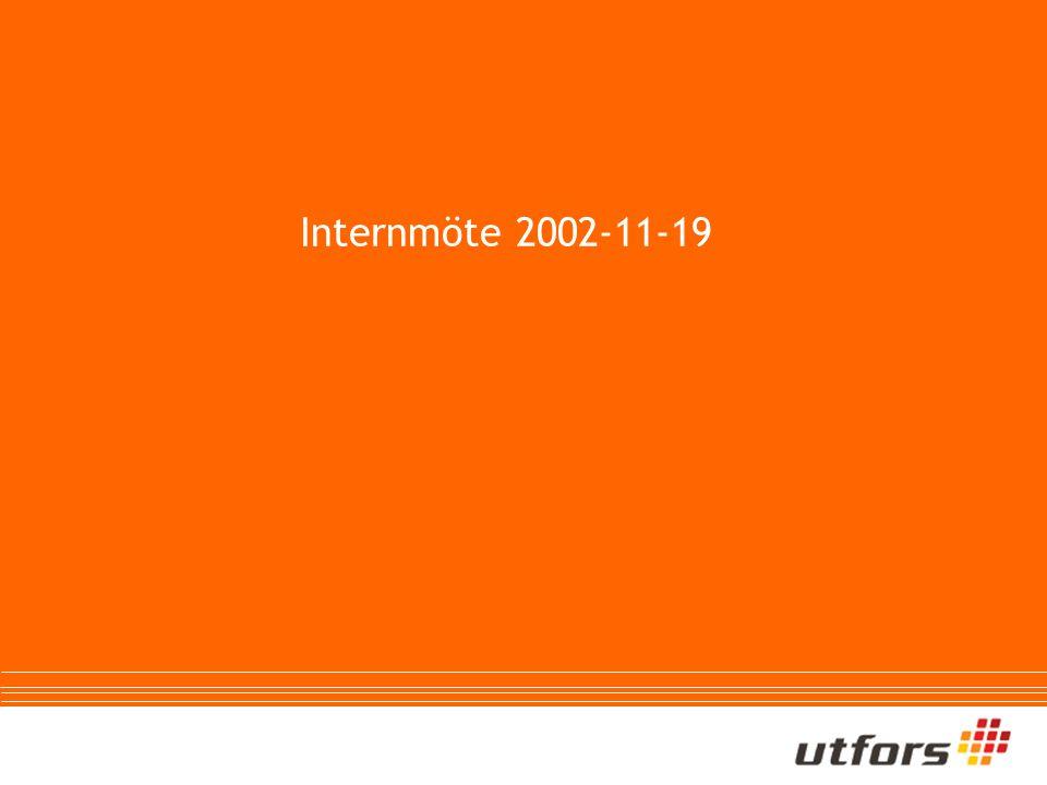 Internmöte 2002-11-19