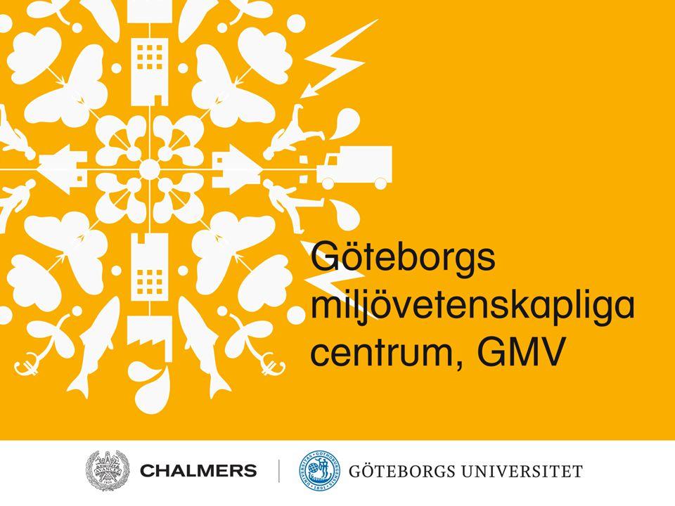 Initiera och stödja tvärvetenskapliga forskningssamarbeten Aktiviteter för forskare i GMV:s nätverk Samordna och stödja tvär- vetenskapliga forskarskolor Forskarstudieplaner i miljövetenskap FORSKNING