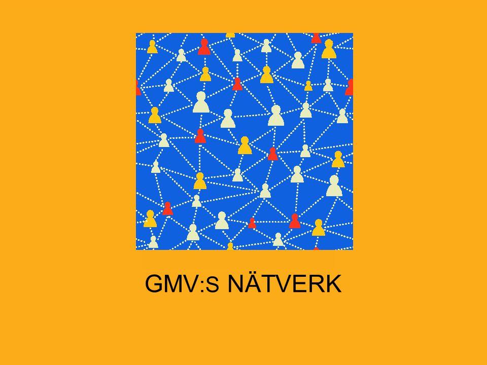 GMV :S NÄTVERK