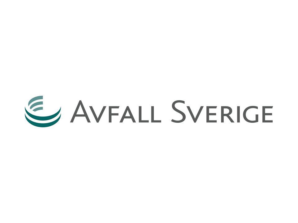 OM AVFALL SVERIGE Avfall Sverige är den svenska branschorganisationen för avfallshantering och återvinning Vi har 400 medlemmar, främst kommuner och kommunbolag, men också privata företag Vi verkar för en miljöriktig, hållbar avfallshantering utifrån ett samhällsansvar