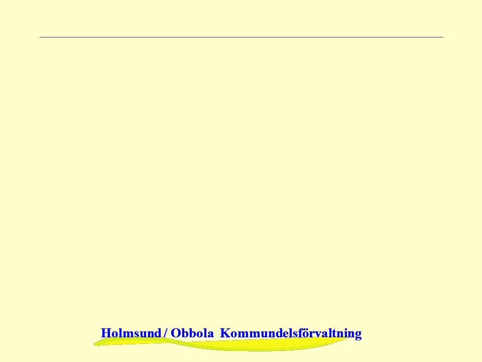 Holmsund / Obbola Kommundelsförvaltning