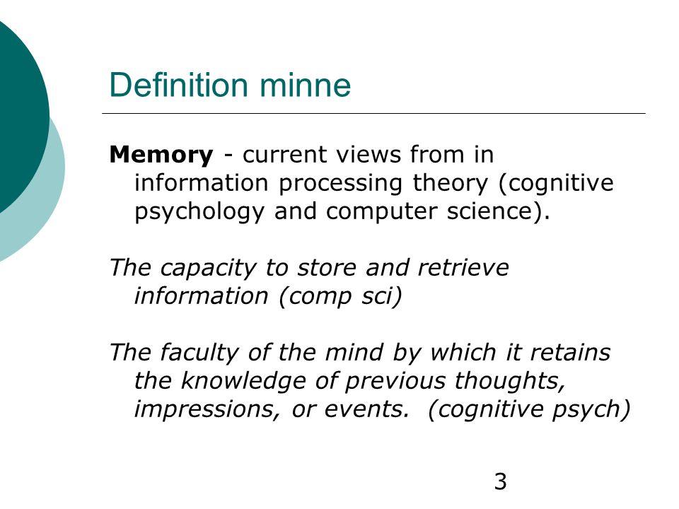 24 Långtids minne Semantiskt Episodiskt Betingning Minne Procedur Implicit (icke- deklarativt) Explicit (Deklarativt) Sensoriskt minne Korttids minne